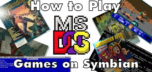 TechCredo | How to Play DOS Games on Your Symbian^1 Device