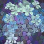 Flowersonmosaic