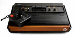 "The Atari 2600 (""wood veneer"" version)"