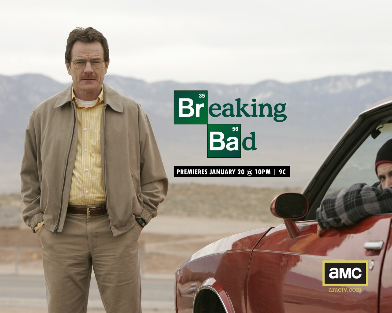 TechCredo | Breaking Bad Wallpapers for Android &amp; Desktops