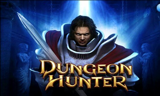 Review of Dungeon Hunter HD for Android