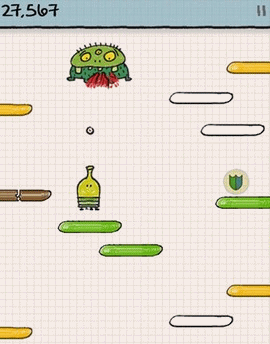 Addictive Android Game: Doodle Jump