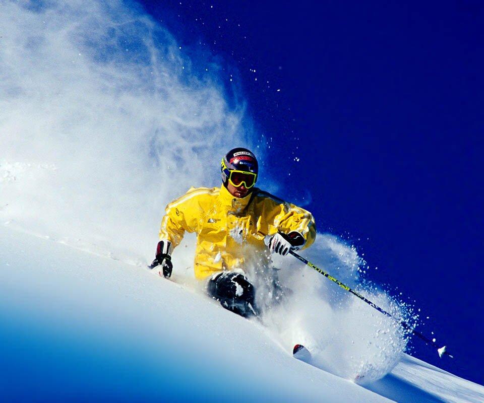 freestyle skiing wallpaper - photo #25