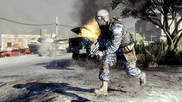 Battlefield: Bad Company 2 Squad Deathmatch Mode