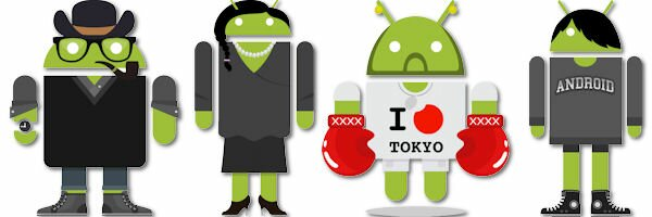 Androidify by Google and Larva Labs: an app that lets you create your own Android