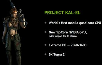 Future of computing: Project Kar-El (Tegra 3)