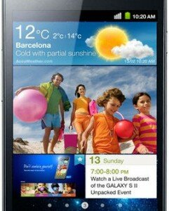 Samsung Galaxy S2 (4.3-inch screen)