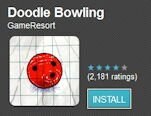 Top free Android games: Doodle Bowling