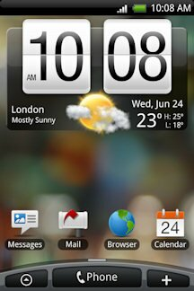 HTC Sense UI
