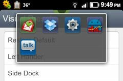 Top task switchers for Android: Clutch Pad