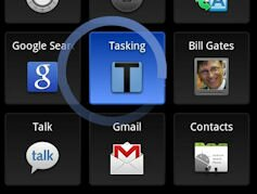 Top task switchers for Android: SwipePad