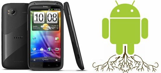 How to root the HTC Sensation [Guide]