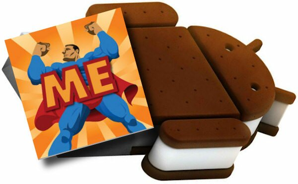 "How to easily set the ""Me"" picture on Android 4.0 Ice Cream Sandwich"