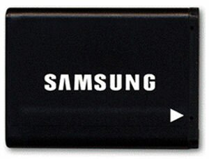 A Samsung battery